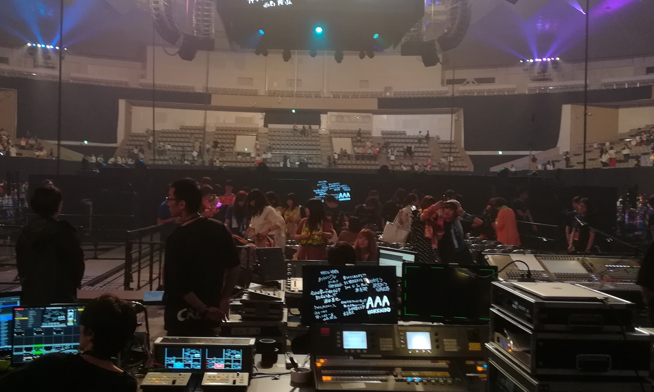 AAA FAN MEETING ARENA TOUR 2018
